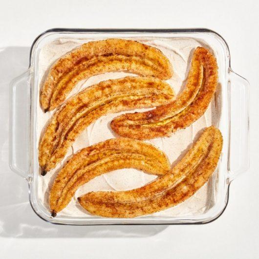 Πουτίγκα μπανάνας με μπισκότα και γιαούρτι | tlife.gr