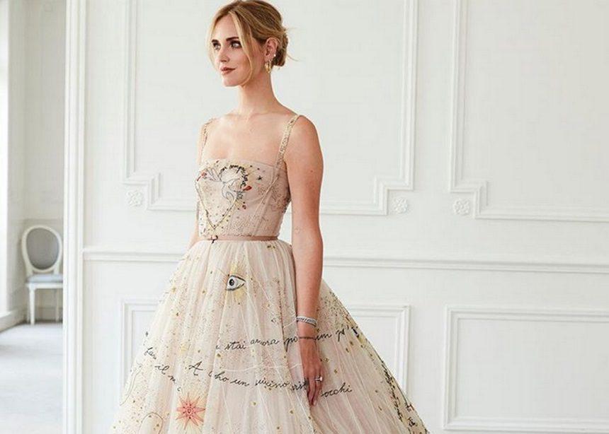 7f1c3041d2 Υπάρχει ένα κοινό στο after wedding dress της Ferrangi και στο νυφικό της  Jolie που μόνο εμείς προσέξαμε