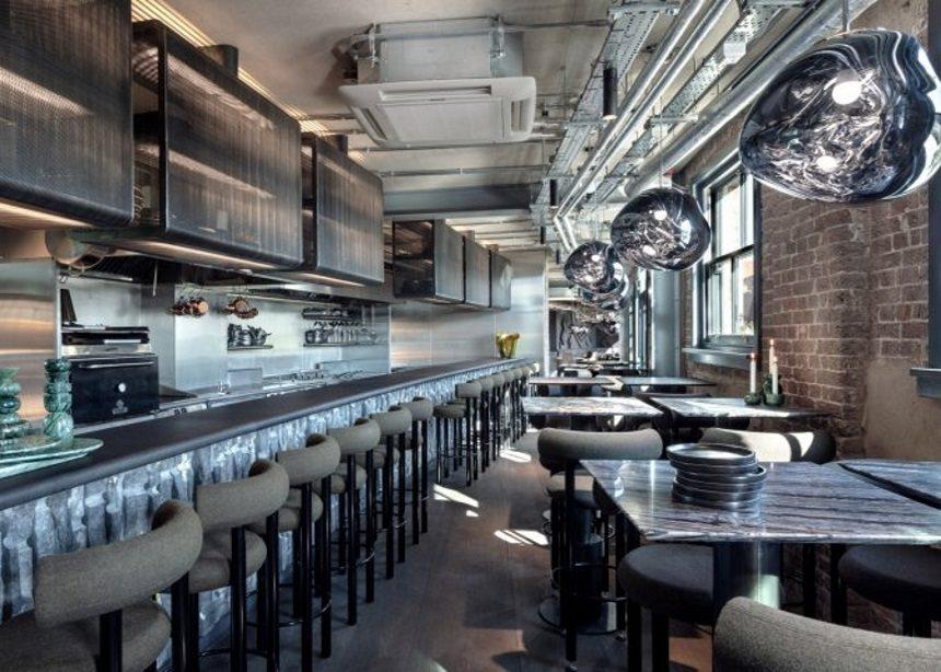 Ο Tom Dixon άνοιξε τις πόρτες του Coal Office restaurant στο flagship store του στο Λονδίνο   tlife.gr