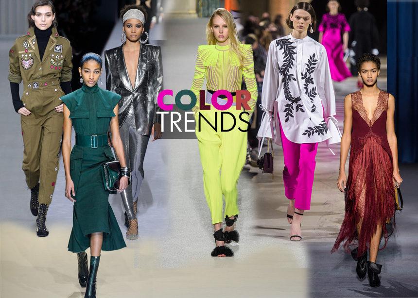 18f6c4b3193f Φθινόπωρο – Χειμώνας 2018/19: Οι τάσεις στα χρώματα που θα φορέσουμε αυτήν  τη σεζόν