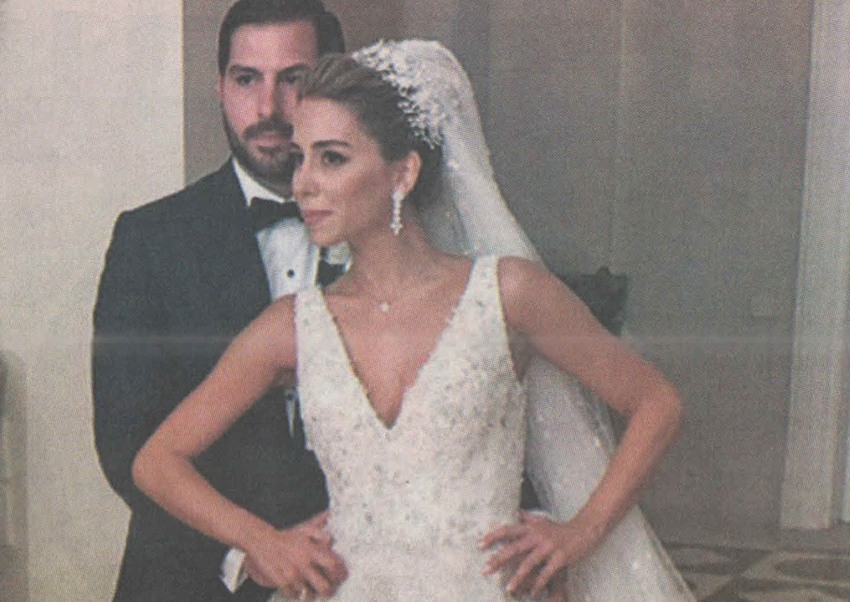 H high society στο γάμο Φειδάκη – Tερζόπουλου [pics] | tlife.gr