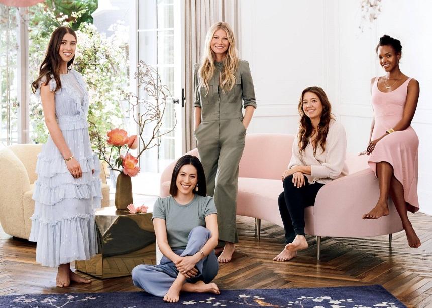 Goop X CB2: Η Gwyneth Paltrow λανσάρει την πρώτη της συλλογή με είδη σπιτιού