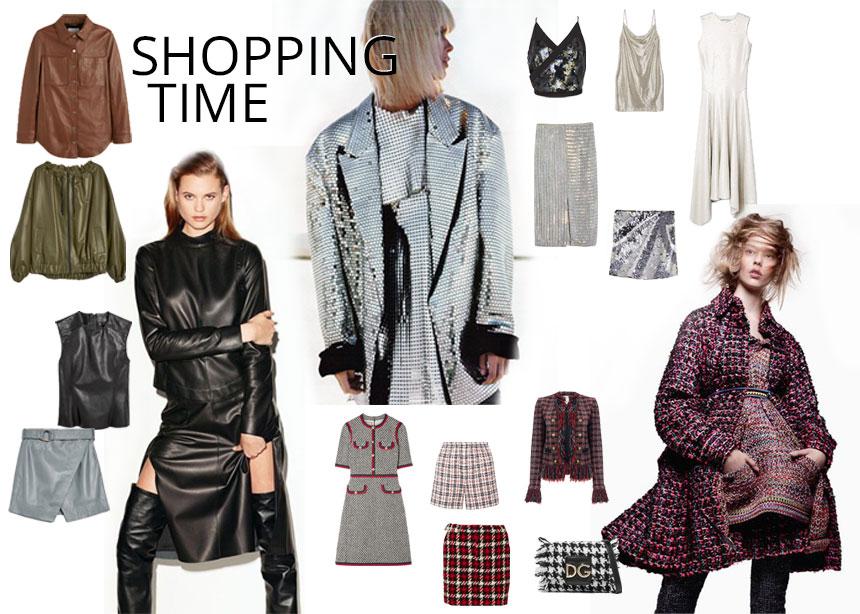 Tweed, δέρμα, λάμψη: Ρούχα και αξεσουάρ για εντάξεις στο στιλ σου τρεις ισχυρές τάσεις της σεζόν | tlife.gr