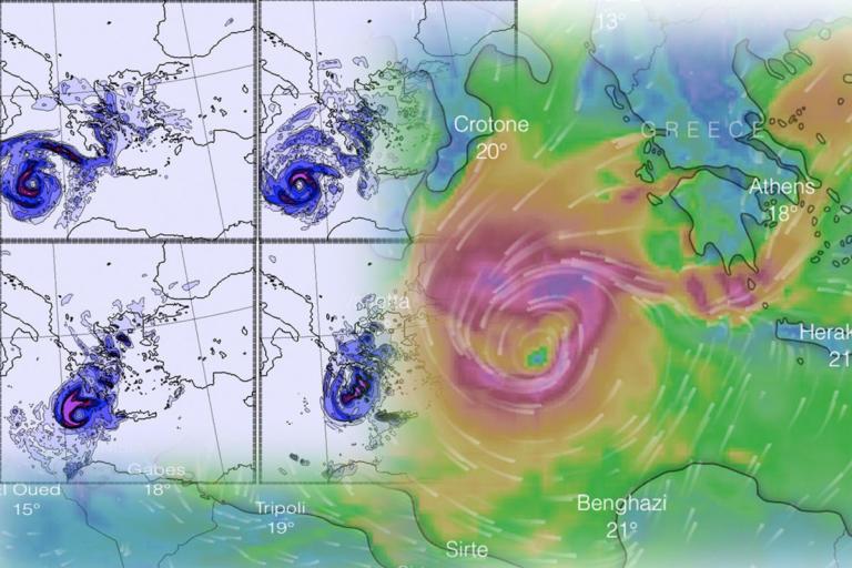 Καιρός: «Σαρώνει» την χώρα ο Ζορμπάς – Έκτακτο δελτίο για «μανιασμένους» ανέμους – LIVE εικόνα | tlife.gr
