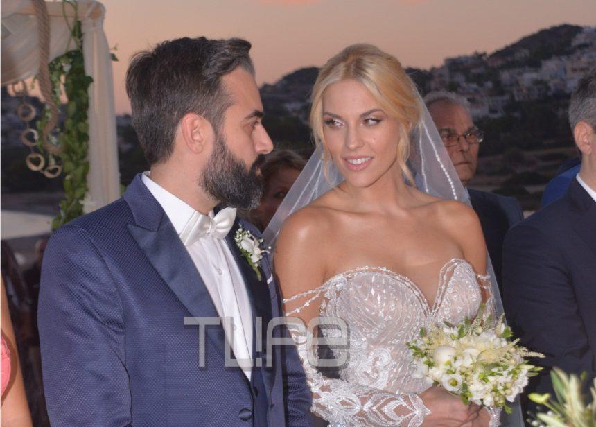 Μαντώ Γαστεράτου: Παντρεύτηκε τον αγαπημένο της στην Ανάβυσσο! Φωτογραφίες | tlife.gr