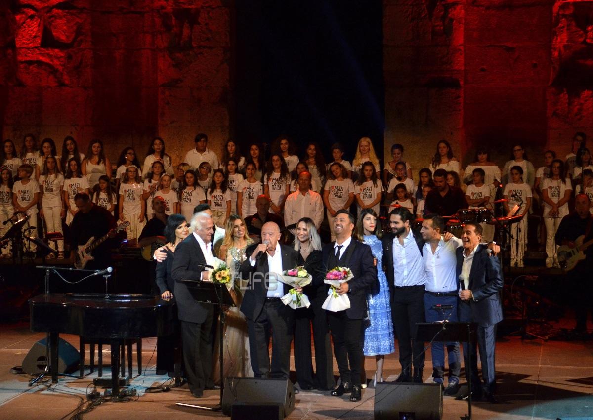 Πλέσσας, Χατζηνάσιος, Θεοφάνους: Οι 3 συνθέτες με τα πιάνα έπαιξαν για το «Μαζί για το Παιδί | tlife.gr
