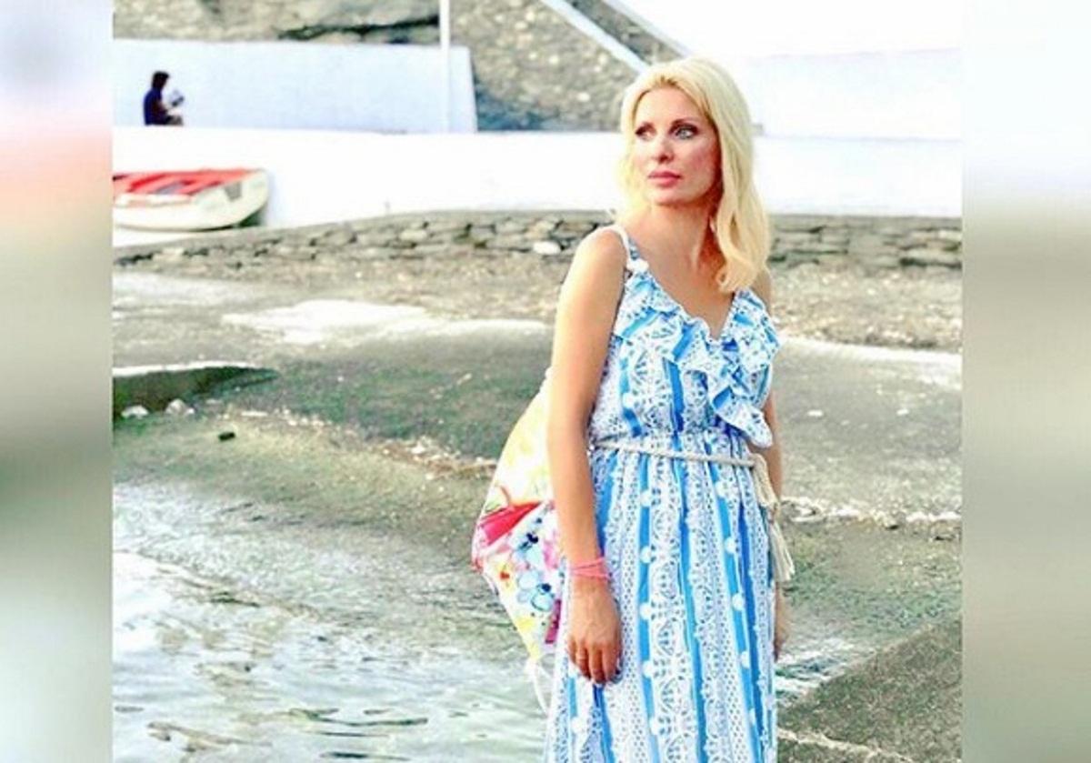 Ελένη Μενεγάκη: Έτσι περνάει το τελευταίο Σαββατοκύριακο στην Άνδρο! [pics] | tlife.gr