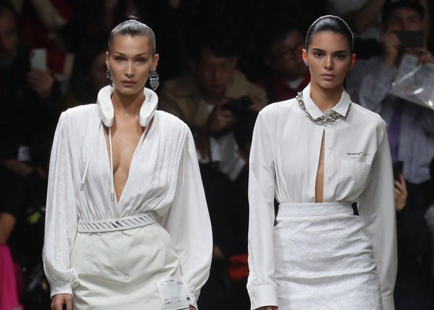 Αν δεις τη νέα συλλογή Off – White τότε ξέρεις τι θα φορούν οι διάσημες τη νέα σεζόν | tlife.gr
