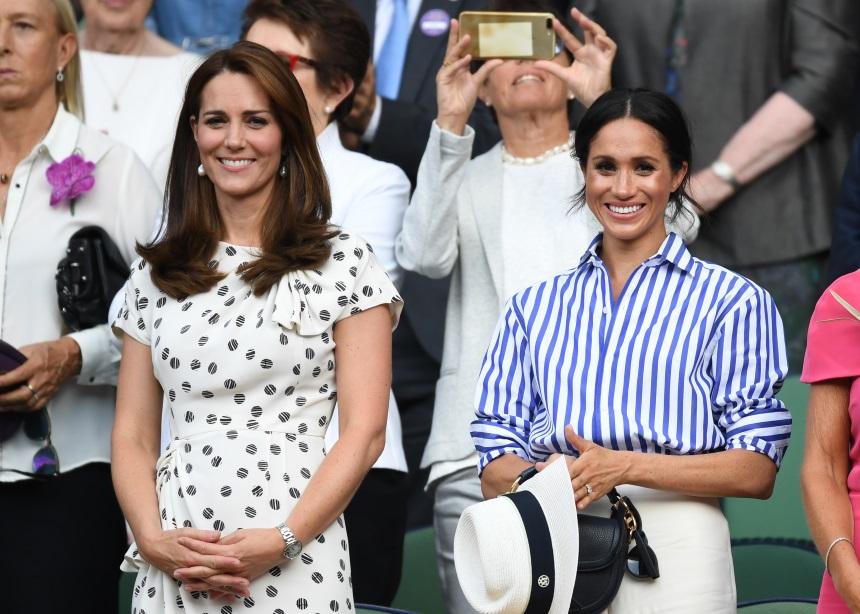 Το χρώμα που δεν θα φορέσουν ποτέ η Kate Middleton και η Meghan Markle. Ξέρεις ποιο είναι; | tlife.gr