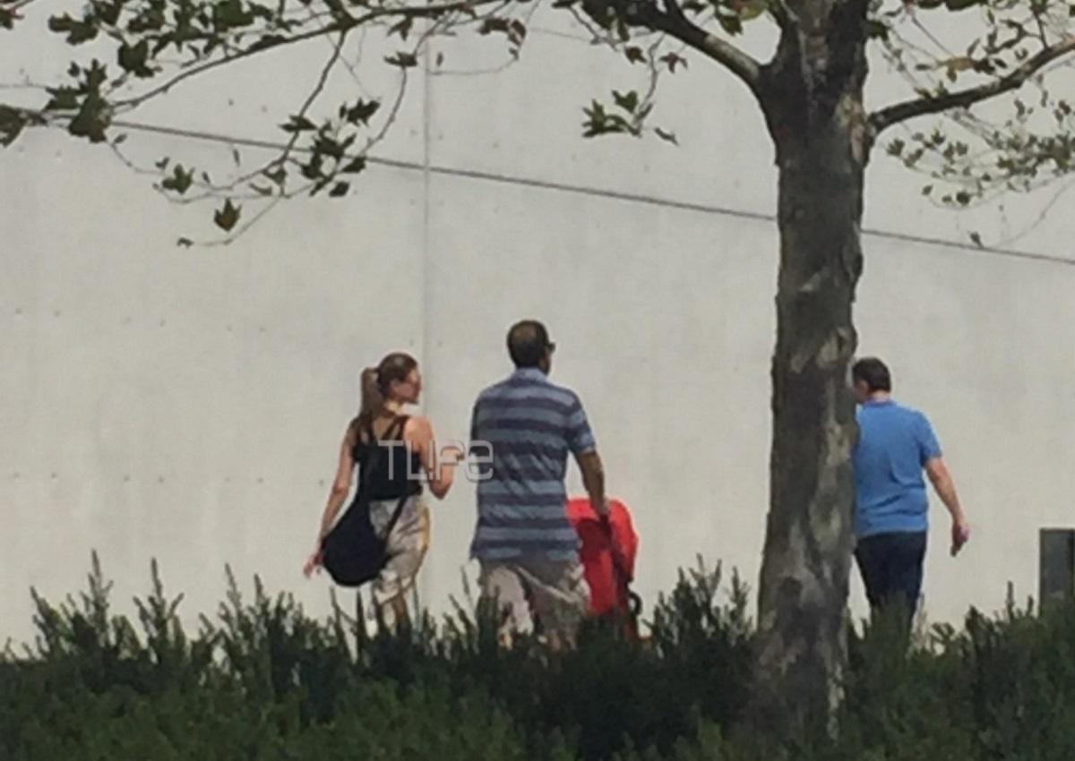 Γαβριήλ Σακελλαρίδης – Ράνια Τζίμα: Βόλτα με την κόρη τους [pics] | tlife.gr