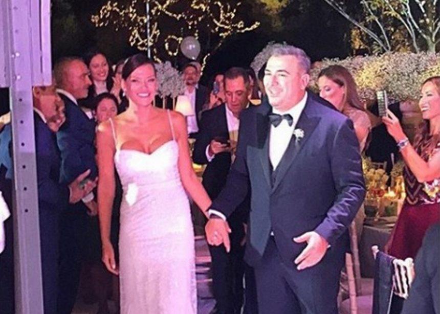 Αντώνης Ρέμος – Υβόννη Μπόσνιακ: Τα δρακόντεια μέτρα ασφαλείας και οι λαμπεροί καλεσμένοι στο γάμο τους [pics] | tlife.gr