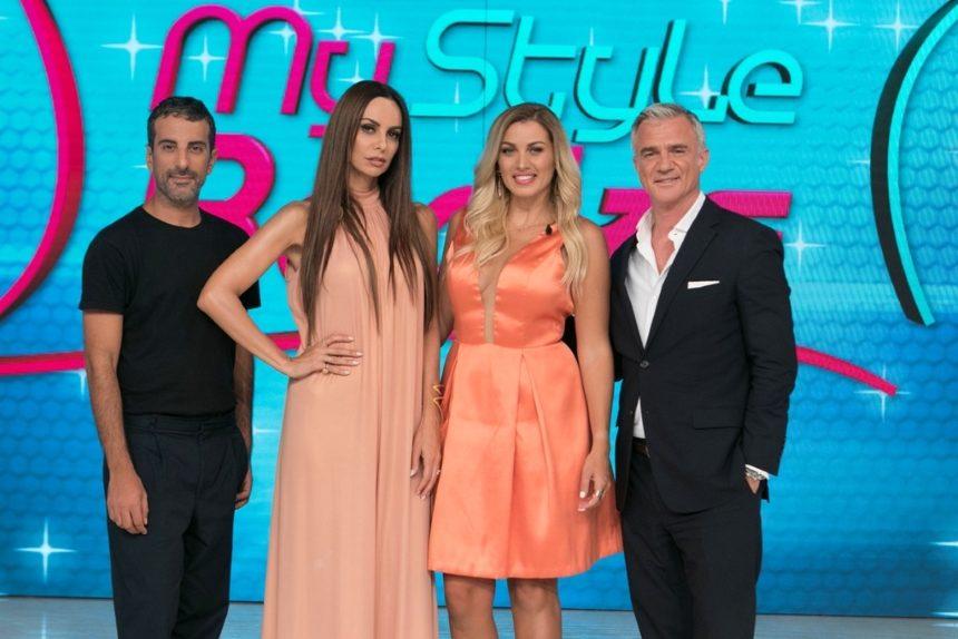 Κωνσταντίνα Σπυροπούλου: Έτοιμη για την πρεμιέρα του «My style Rocks»! | tlife.gr