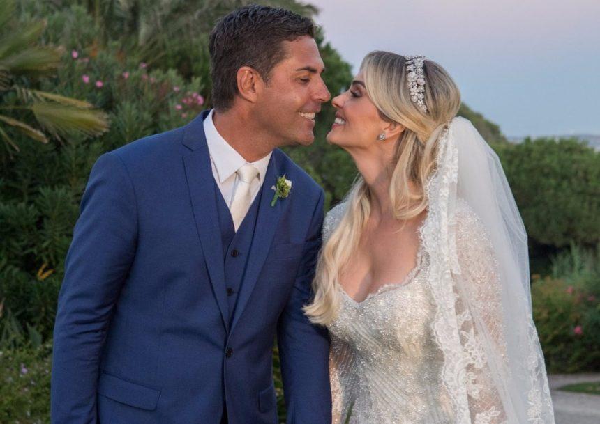 Σε πύργο στην Πορτογαλία παντρεύτηκε ο πρώην της Ωνάση! Το άλμπουμ του γάμου του Ντόντα με την Denize Severo [pics] | tlife.gr