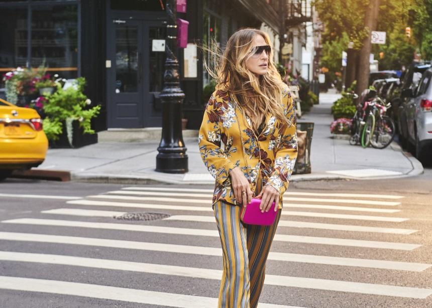 Πως να δημιουργήσεις ένα mix & match look; Η Sarah Jessica Parker απαντάει με την στιλιστική της επιλογή | tlife.gr