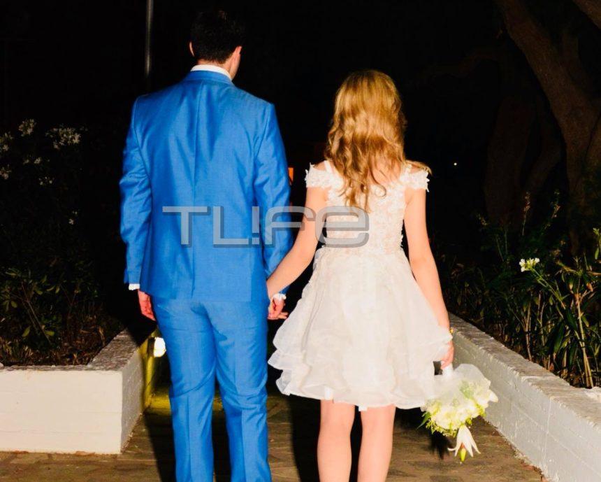Κρυφός γάμος σε ξωκλήσι για την παρουσιάστρια του ΣΚΑΪ! Φωτογραφίες   tlife.gr