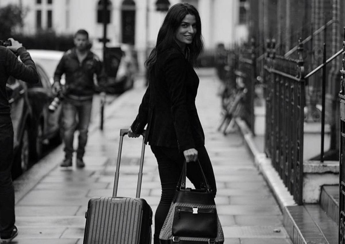 Τόνια Σωτηροπούλου: Νέες φωτογραφίες από το ταξίδι στο Λονδίνο με τον Κωστή Μαραβέγια | tlife.gr