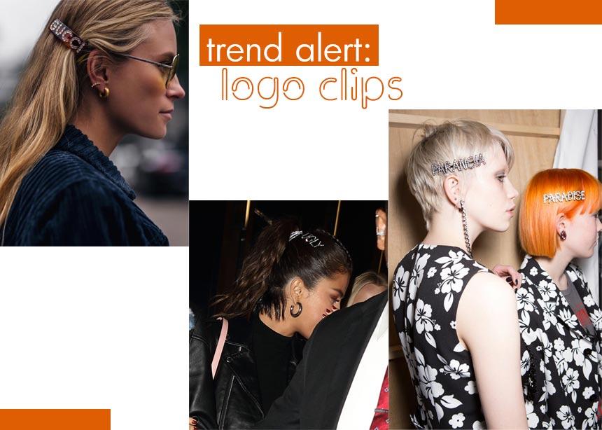 Τα logo barrettes είναι για την ομορφιά ότι τα logo T-shirt για τη μόδα: κάτι που πρέπει να έχεις!   tlife.gr