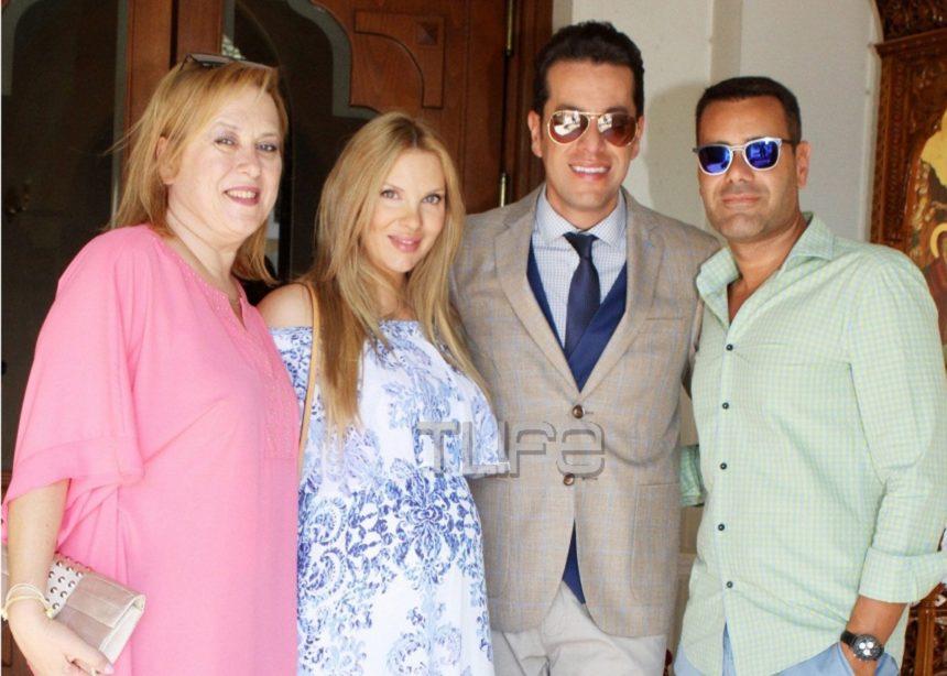 Χάρης Σιανίδης: Ο γνωστός pr manager έγινε νονός! Ποιοι celebrities βρέθηκαν στην βάφτιση [pics]   tlife.gr