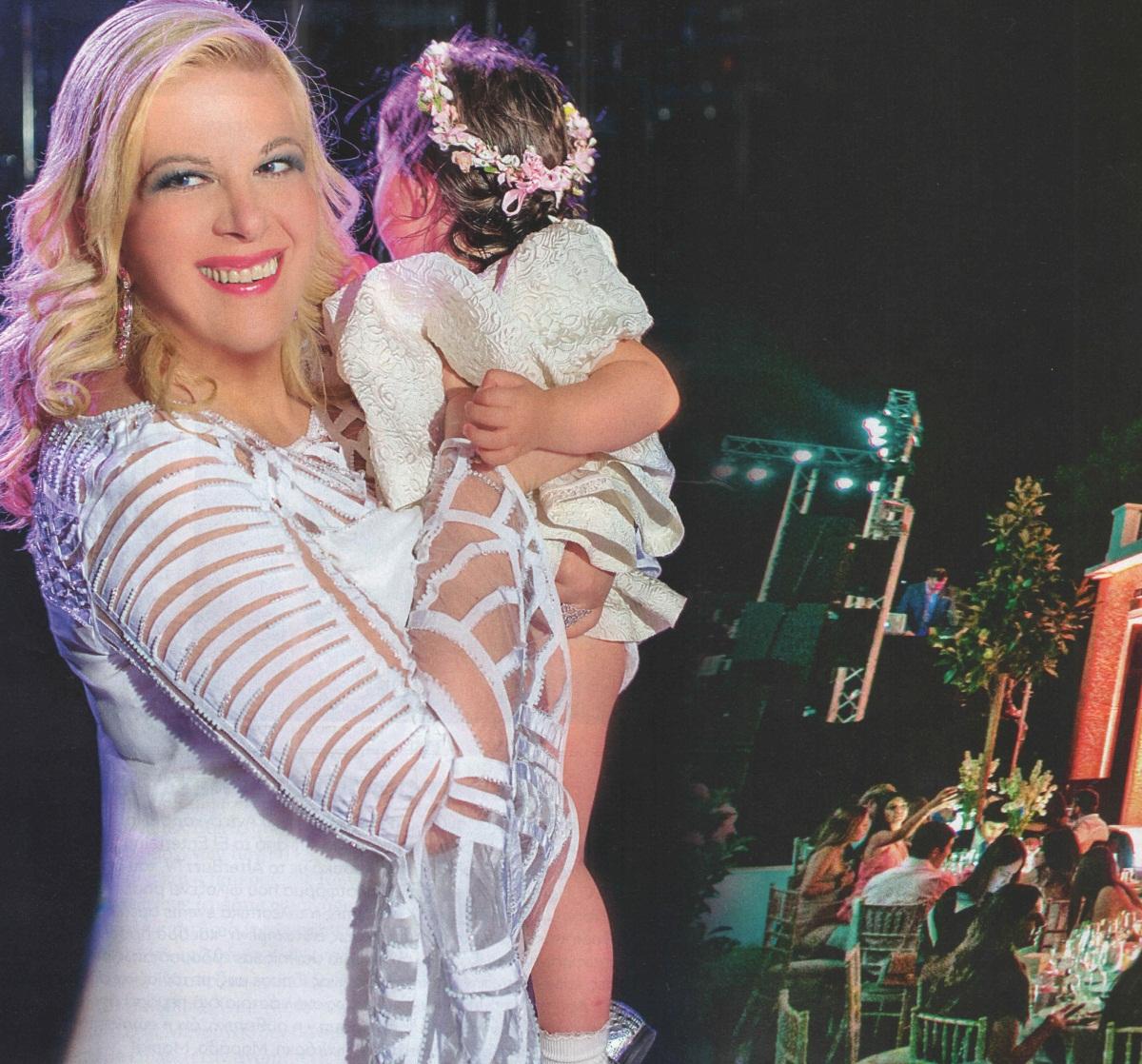 Τα χλιδάτα βαφτίσια της εγγονής του αείμνηστου εφοπλιστή Λουκά Χατζηιωάννου και η έκπληξη από τον Αντώνη Ρέμο! Φωτογραφίες | tlife.gr