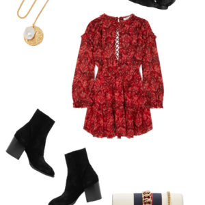 Το lux mini φόρεμα