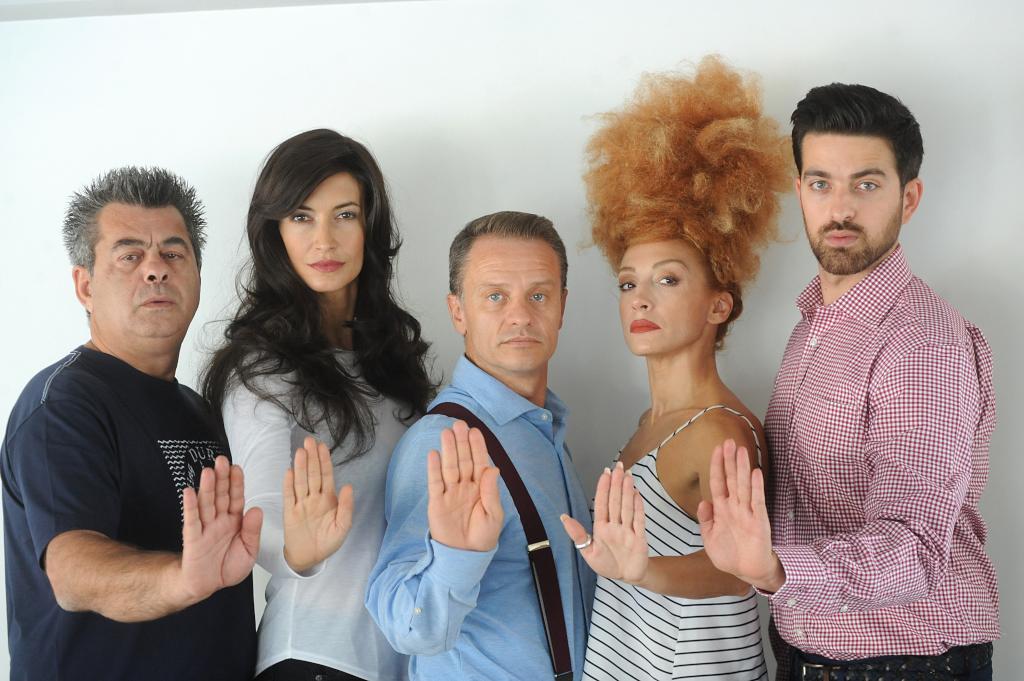 Η Μάρα Δαρμουσλή στην πιο ανατρεπτική θεατρική κωμωδία! [pics]   tlife.gr