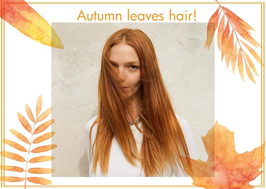 Autumn leaves: όσα πρέπει να ξέρεις για το μεγαλύτερο trend στο χρώμα των μαλλιών ΤΩΡΑ! Από τον Νικόλα Βιλλιώτη | tlife.gr