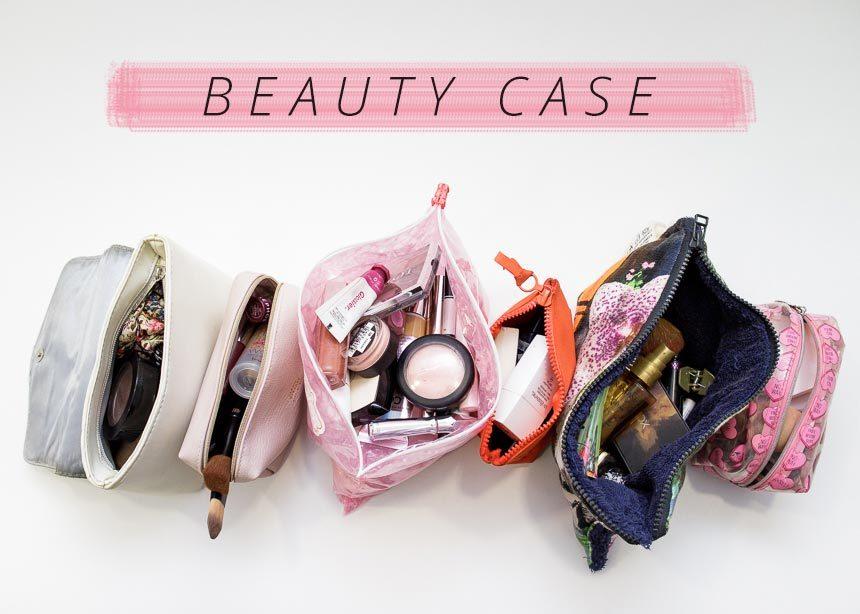 Beauty case: TLIFE! Ανοίγουμε το νεσεσέρ μας και σου δείχνουμε τι έχουμε μέσα! | tlife.gr