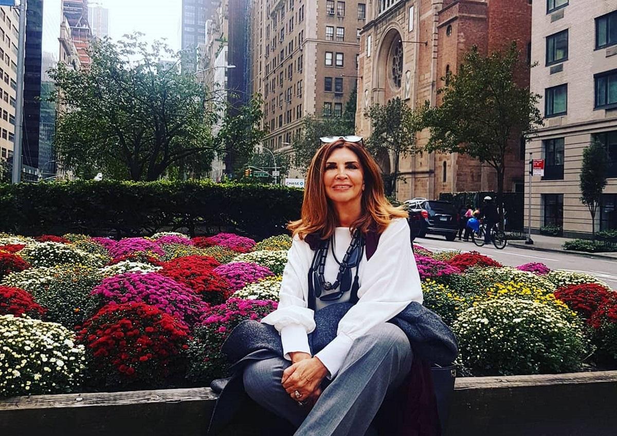 Μιμή Ντενίση: Χαλαρές στιγμές στη Νέα Υόρκη παρέα με την αδελφή της [pics] | tlife.gr