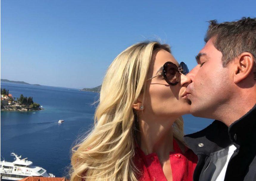 Ντόντα – Denize Severo: Ξεκίνησαν το ταξίδι του μέλιτος από την Κροατία! [pics] | tlife.gr