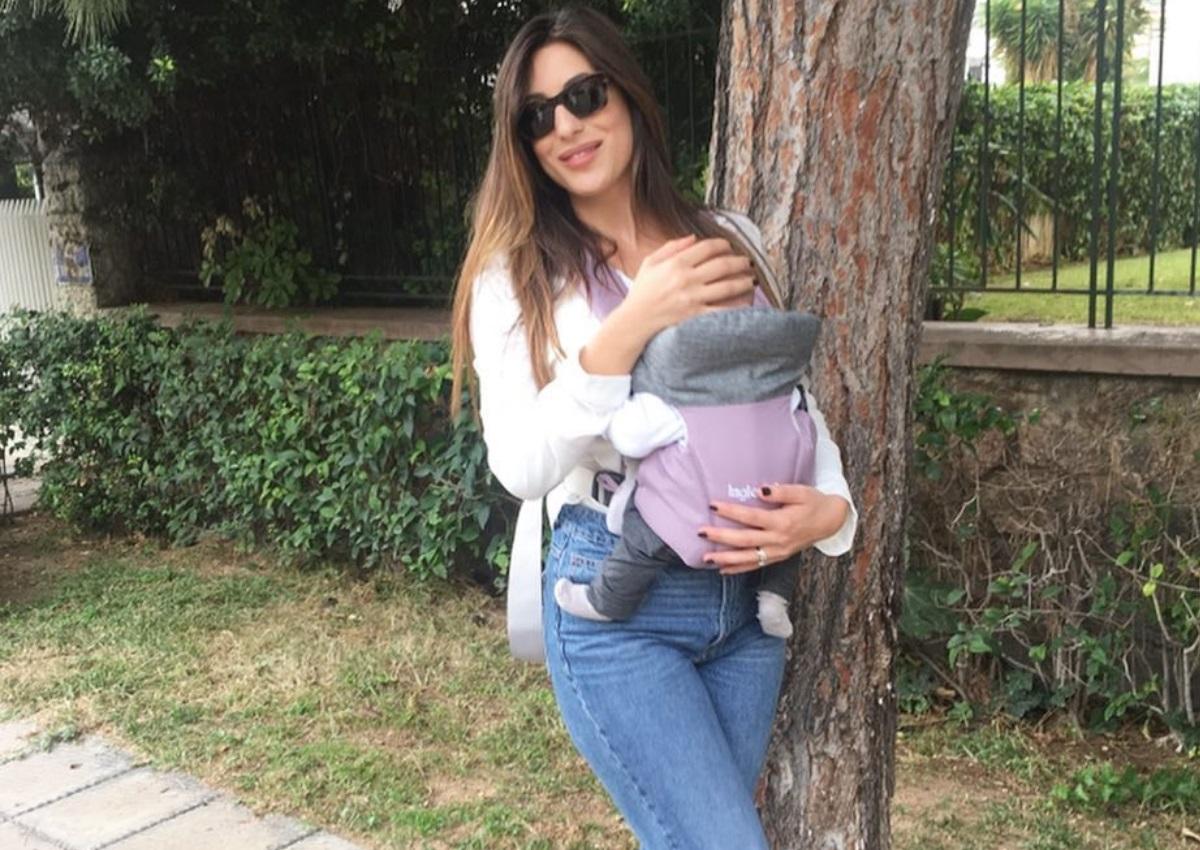 Φλορίντα Πετρουτσέλι: Η κορούλα της έγινε 3 μηνών – Το τρυφερό δημόσιο μήνυμα της παρουσιάστριας! | tlife.gr