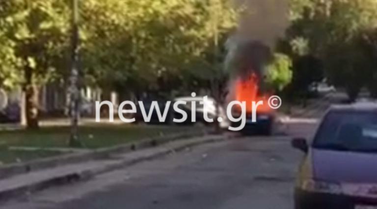 Κουκουλοφόροι στο Πολυτεχνείο: Καμμένα αυτοκίνητα – Κλεφτοπόλεμος με τα ΜΑΤ – Video   tlife.gr