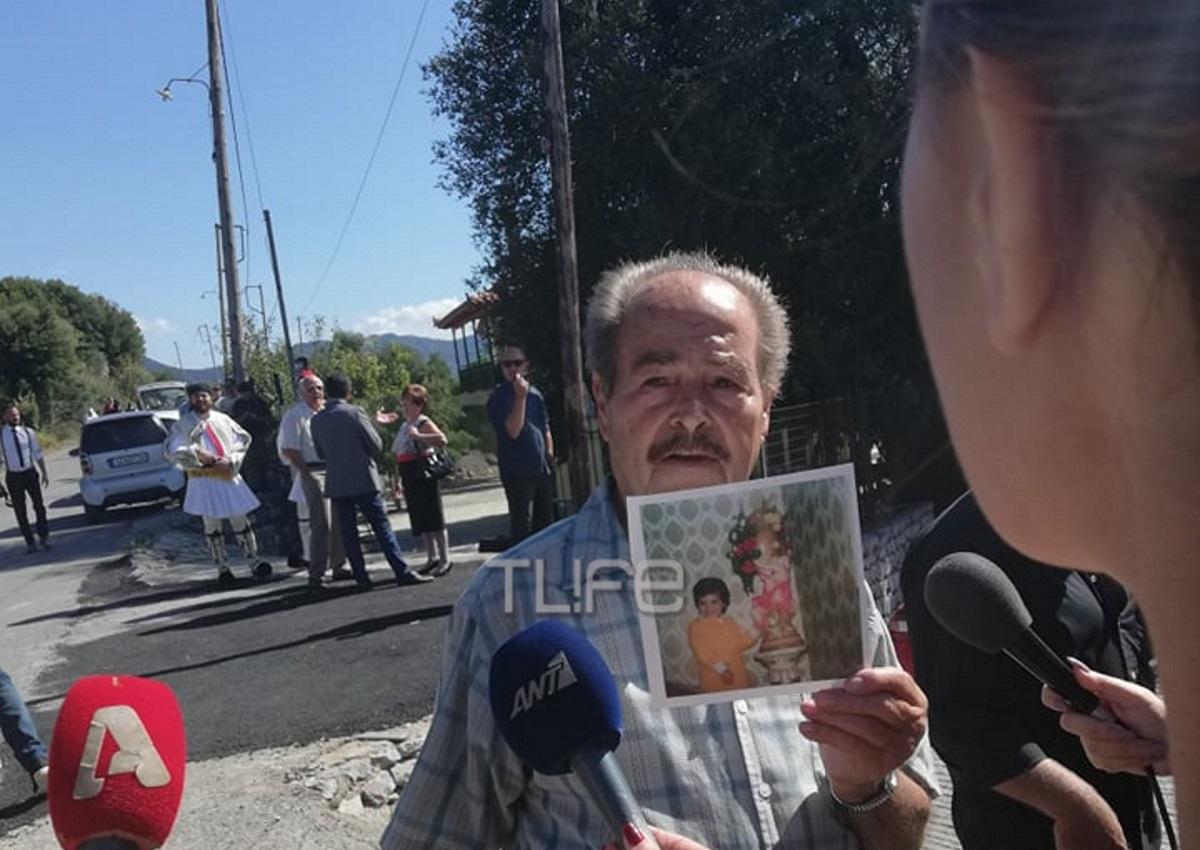 Οι ευχές του θείου της Μαρίας Μενούνος για το γάμο και η παιδική της φωτογραφία! Video | tlife.gr