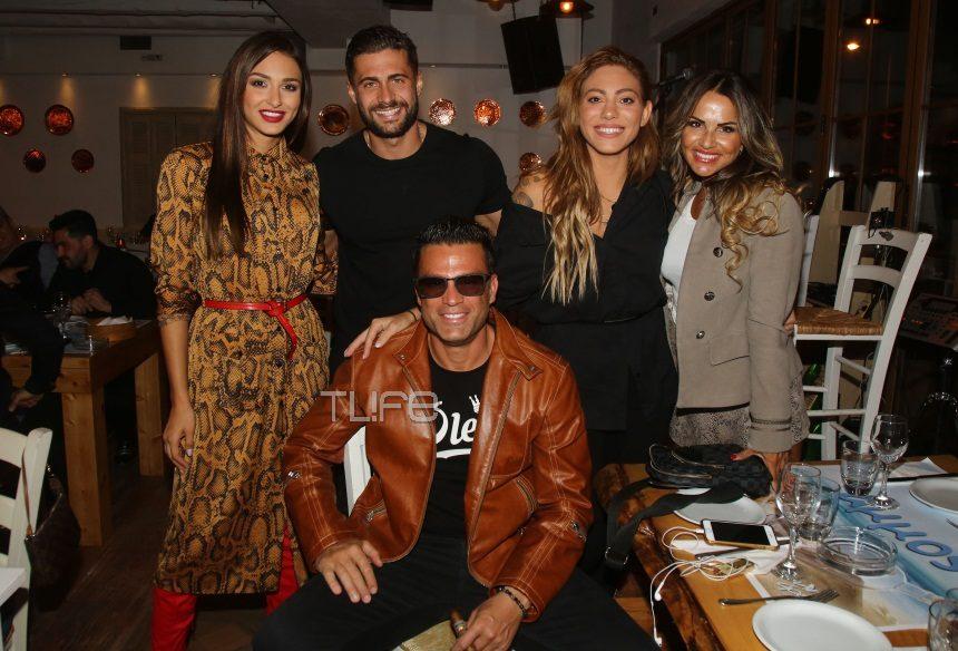 Opening party γνωστού μεζεδοπωλείου με celebrities και πολλή μουσική! Φωτογραφίες | tlife.gr