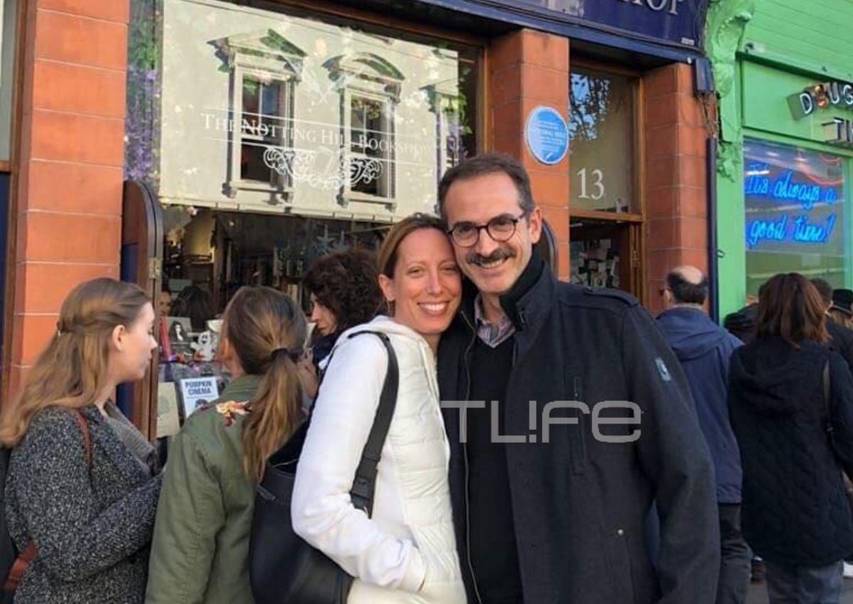 Κώστας Κρομμύδας – Μαρίνα Γιώτη: Ταξίδι με την κόρη τους στο Λονδίνο! [pics, vid] | tlife.gr