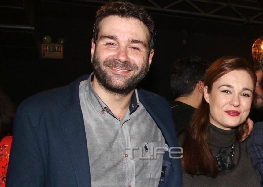 Θάλεια Ματίκα: Θαύμασε τον σύζυγό της στην θεατρική του πρεμιέρα [pics] | tlife.gr