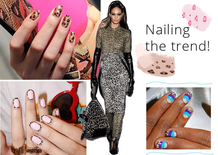 Leopard nail art: τα νύχια που θα αγαπήσει κάθε κορίτσι της μόδας!   tlife.gr