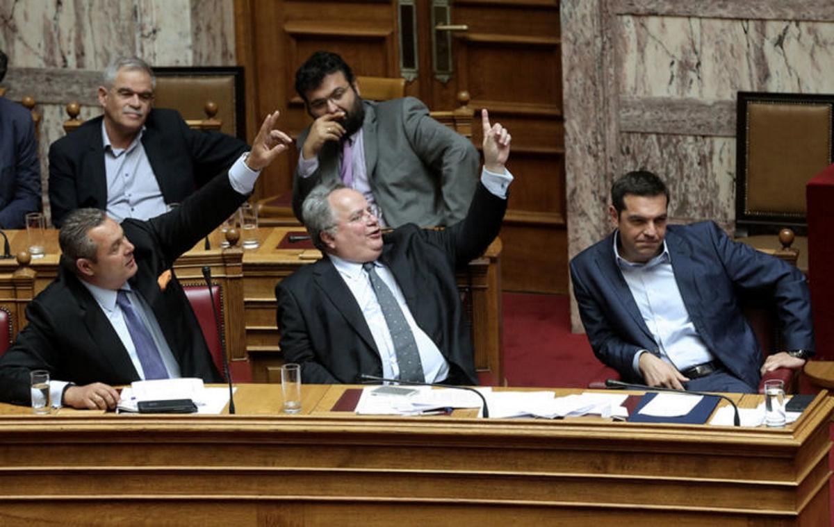 Αλέξης Τσίπρας – Νίκος Κοτζιάς: Από τη στοργή στην… οργή – Όλο το παρασκήνιο της παραίτησης | tlife.gr