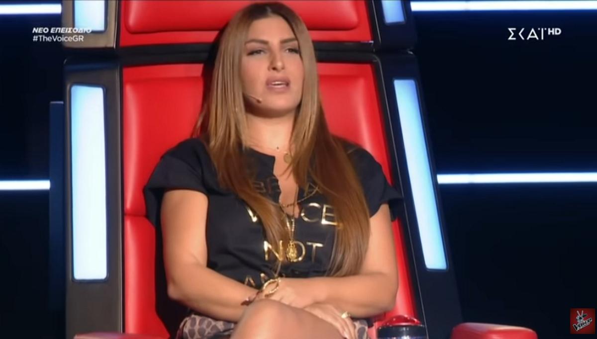 The Voice: «Μάχη» Ρουβά – Παπαρίζου για τον 20χρονο Κύπριο που τραγούδησε Πασχάλη Τερζή! [vid] | tlife.gr
