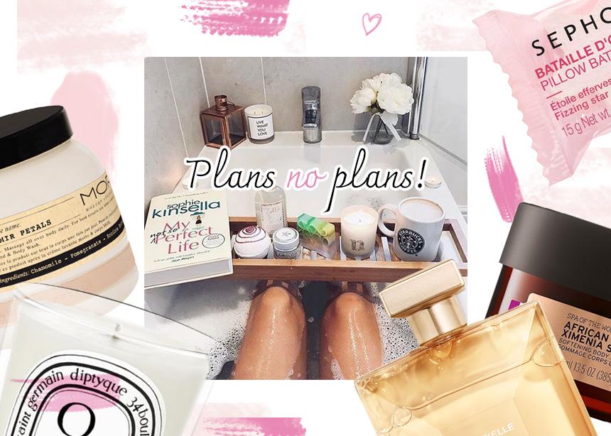 Plans no plans: αυτό το Σαββατοκύριακο γεμίζουμε την μπανιέρα μας και χαλαρώνουμε! Τι θα χρειαστείς!   tlife.gr