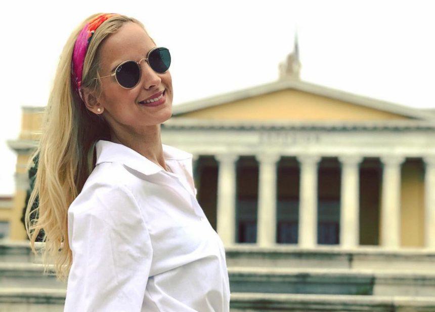 Άννη Πανταζή: Η πρώτη φωτογραφία με φουσκωμένη κοιλίτσα ανήμερα της πρώτης επετείου του γάμου της!   tlife.gr