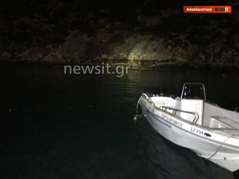 Ζάκυνθος: Εικόνα – σοκ! Ο σεισμός ανέβασε τη στάθμη της θάλασσας 1,5 μέτρο   tlife.gr