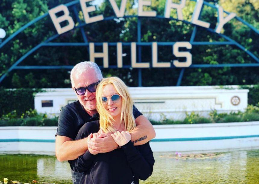 Πέγκυ Ζήνα – Γιώργος Λύρας: Οι βόλτες στο Μπέβερλι Χιλς και η ξενάγηση από πρόσωπο έκπληξη | tlife.gr
