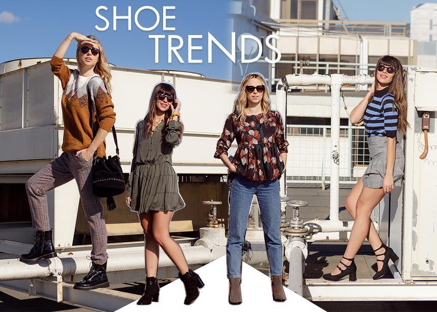 5bdc6c3885ab Oι πιο μεγάλες τάσεις στα παπούτσια για τη νέα σεζόν και πως να τις φορέσεις !