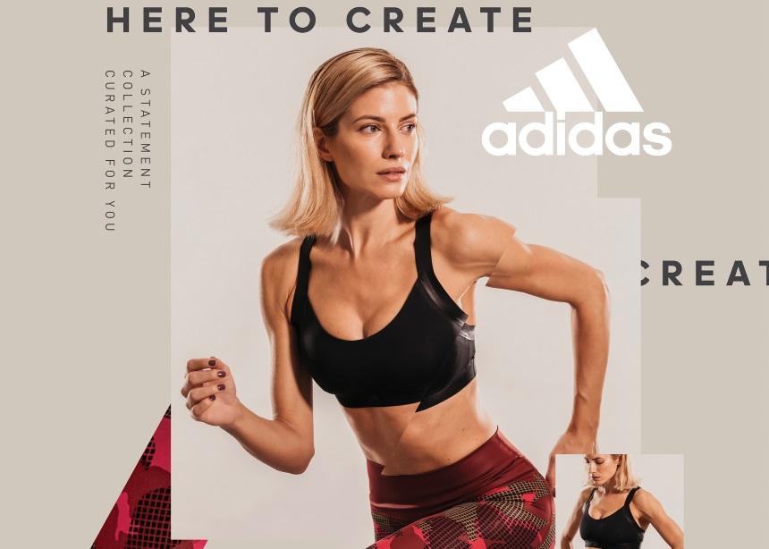 Η νέα limited – edition Statement Collection των adidas Women υποστηρίζει τις γυναίκες σε κάθε τους προπόνηση | tlife.gr