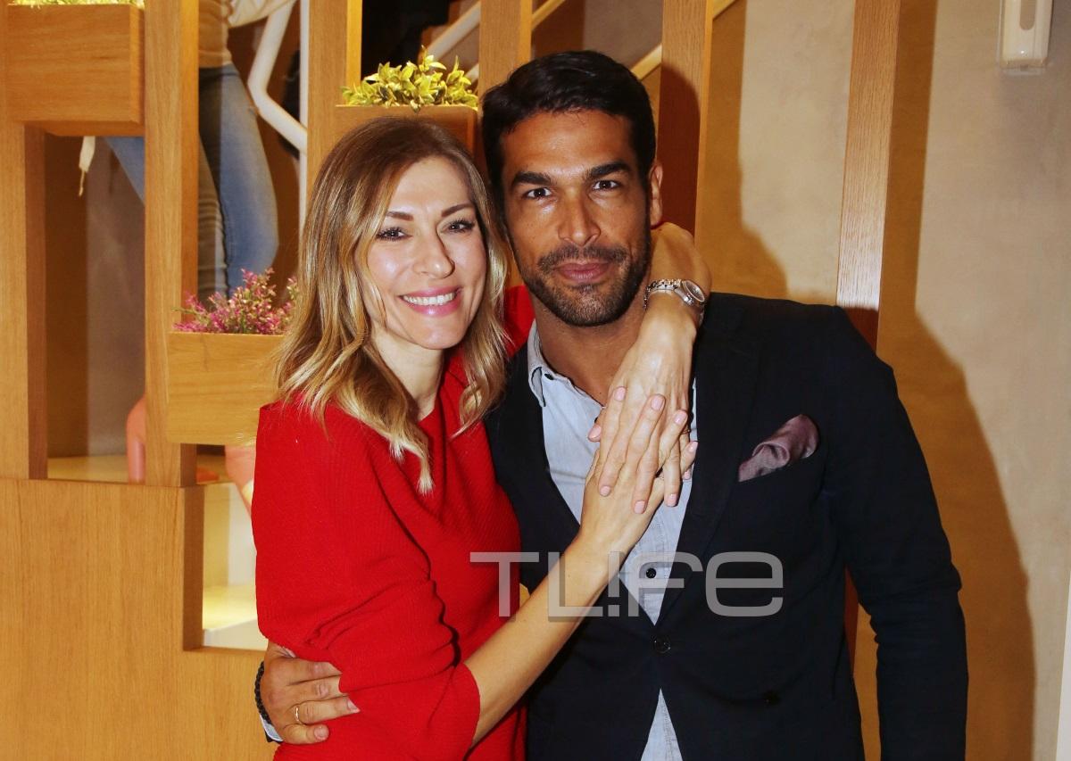 Οι celebrities που έδωσαν το παρών στα λαμπερά εγκαίνια κέντρου ομορφιάς [pics] | tlife.gr