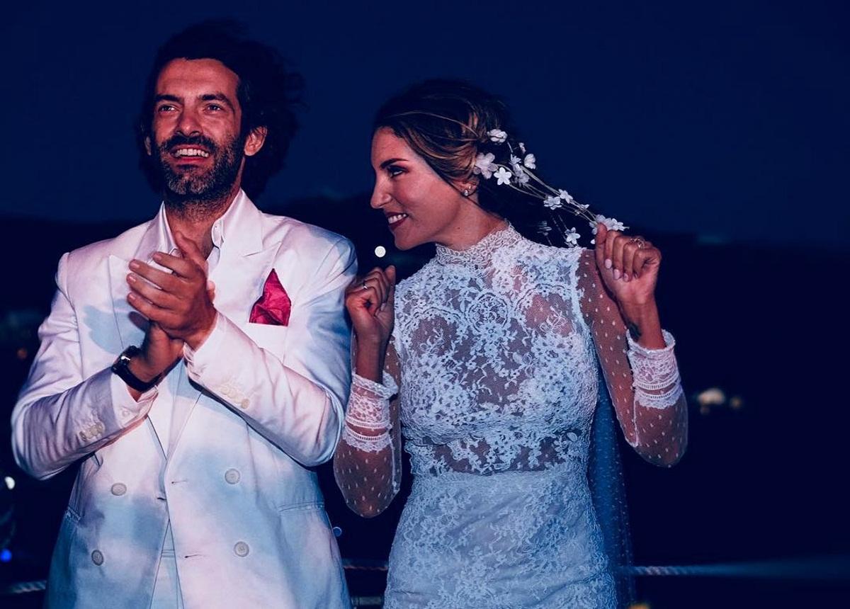 Η εξομολόγηση της Αθηνάς Οικονομάκου για το γάμο της: «Από το σημείο του πρώτου χορού και έπειτα δεν θυμάμαι τίποτα» | tlife.gr