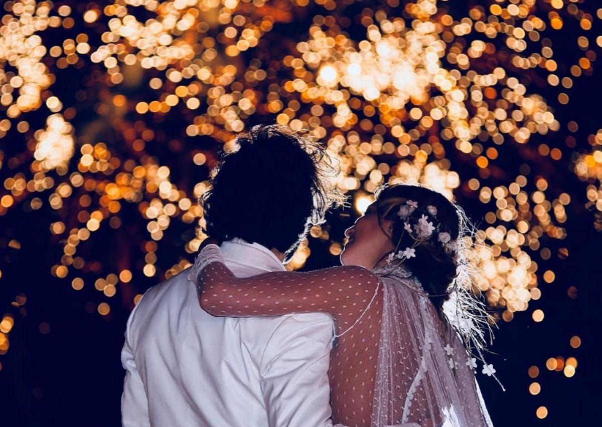 Αθηνά Οικονομάκου: Οι ωραιότερες στιγμές του γάμου της με τον Φίλιππο Μιχόπουλο – Νέες φωτογραφίες   tlife.gr