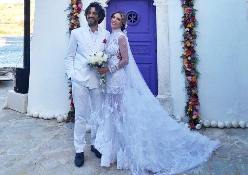 Αθηνά Οικονομάκου: Όλες οι λεπτομέρειες για το γάμο της στη Μύκονο! Βίντεο και φωτογραφίες   tlife.gr