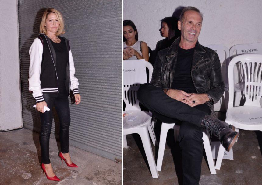 Τζένη Μπαλατσινού – Πέτρος Κωστόπουλος: Βρέθηκαν στο ίδιο fashion event στο κέντρο της Αθήνας! | tlife.gr