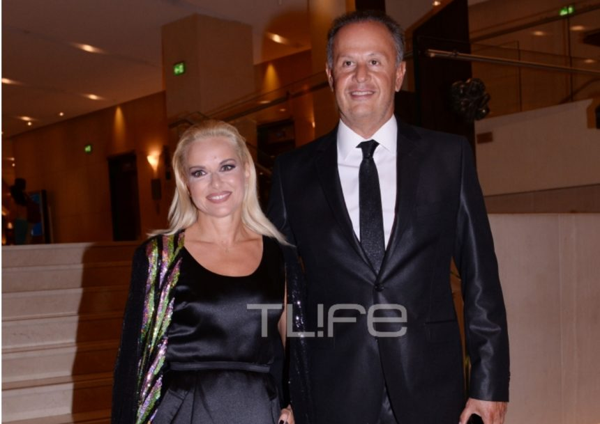 Μαρία Μπεκατώρου: Full in love μετά από 11 χρόνια γάμου! Η κοινή λαμπερή τους εμφάνιση [pics] | tlife.gr